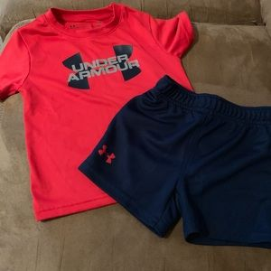 Under armour 12 month outfit
